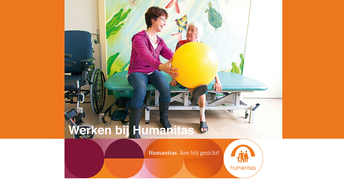 Locatiemanager Stichting Humanitas Rotterdam Akropolis, 32-36 uur