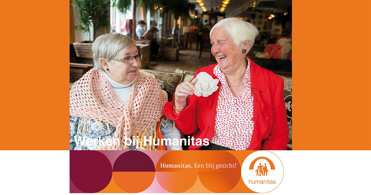 Psycholoog Stichting Humanitas Rotterdam, 18-28 uur per week