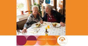 Verzorgende IG Zilverlinde Stichting Humanitas Rotterdam Zorg Met Verblijf (IMZ) avond- en nachtdiensten (uren in onderling overleg)