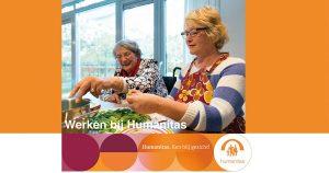 Diëtist Stichting Humanitas Rotterdam 20 uur per week