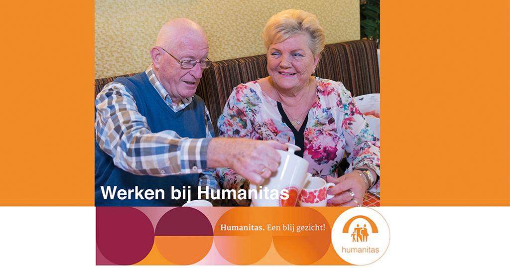 Verzorgende IG PG-afdeling Stichting Humanitas Rotterdam Zorg met Verblijf Akropolis, uren in onderling overleg