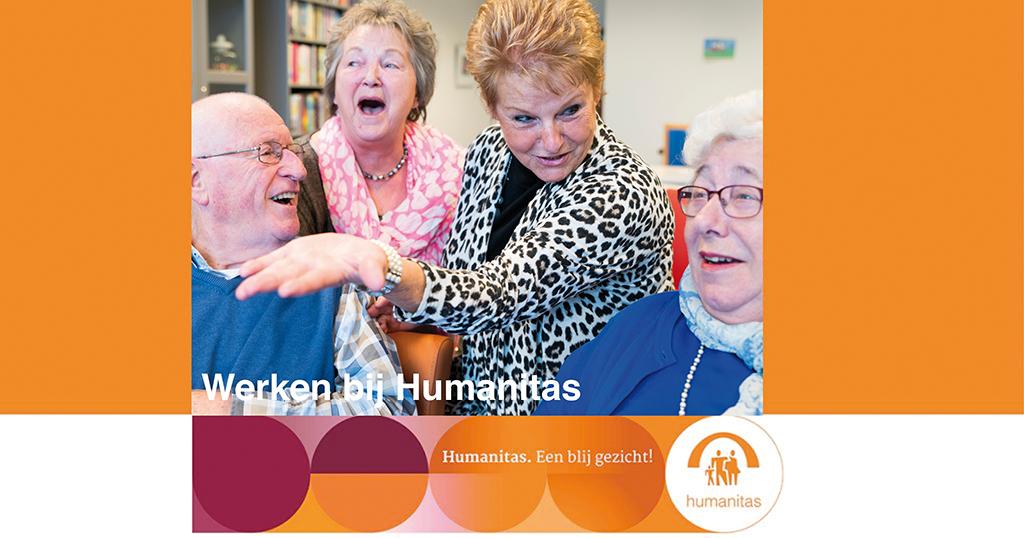 Verzorgende IG Stichting Humanitas Spijkenisse Terras aan de Maas Zorg met Verblijf (intramuraal) uren in onderling overleg