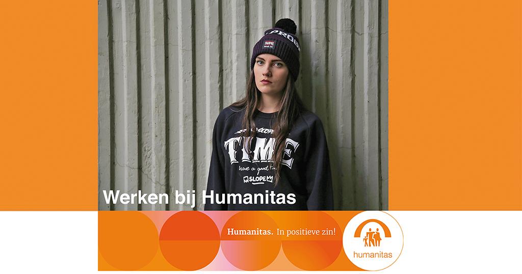 GGZ-begeleider Stichting Humanitas Rotterdam, de Skala 24 – 32 uur per week