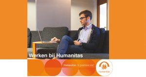 Psycholoog Stichting Humanitas Rotterdam 26 uur per week (zwangerschapsvervanging)