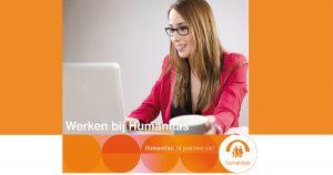 Planner bij Stichting Humanitas Rotterdam, Akropolis, Zorg met verblijf (IMZ), 24-32 uur per week