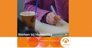 GGZ begeleider Stichting Humanitas Rotterdam Skala 28 – 32 uur per week)