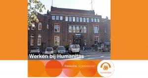 Maatschappelijk Werker LHBTI+Support Stichting Humanitas Rotterdam Expertisecentrum Seksualiteit, Sekswerk en Mensenhandel, 24 uur per week