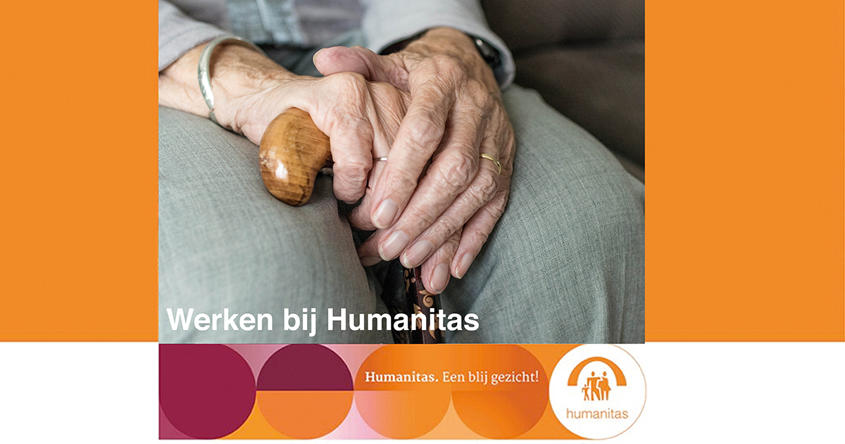 Verzorgende IG, Stichting Humanitas De Hofjes – Hoogvliet Zorg met verblijf, 24-28 uur per week