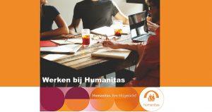 Coördinator (meewerkend, niveau 4) Zorg met Verblijf Stichting Humanitas Rotterdam locatie Berberishof 24-28 uur per week