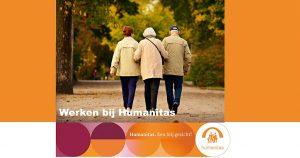 Afdelingscoördinator Stichting Humanitas Akropolis Rotterdam, Zorg met verblijf (IMZ), 32 uur per week