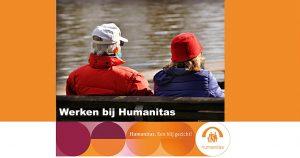 Verzorgende IG Stichting Humanitas Rotterdam Alexander ZORG THUIS (EMZ) uren in onderling overleg, alle diensten