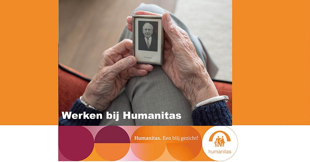 Medewerker verzorging Stichting Humanitas Hillegersberg Zorg Thuis, uren in overleg