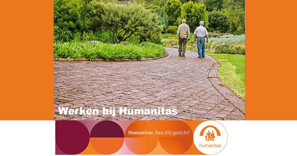 Verzorgende IG NACHTDIENSTEN Stichting Humanitas De Wetering Rotterdam Beverwaard Zorg met verblijf (IMZ), 28 uur per week