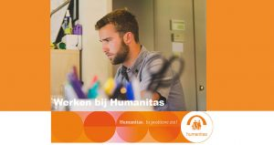 Welzijnsmedewerker Stichting Humanitas Rotterdam Berberishof Zorg Met Verblijf (IMZ) 24-28 uur per week