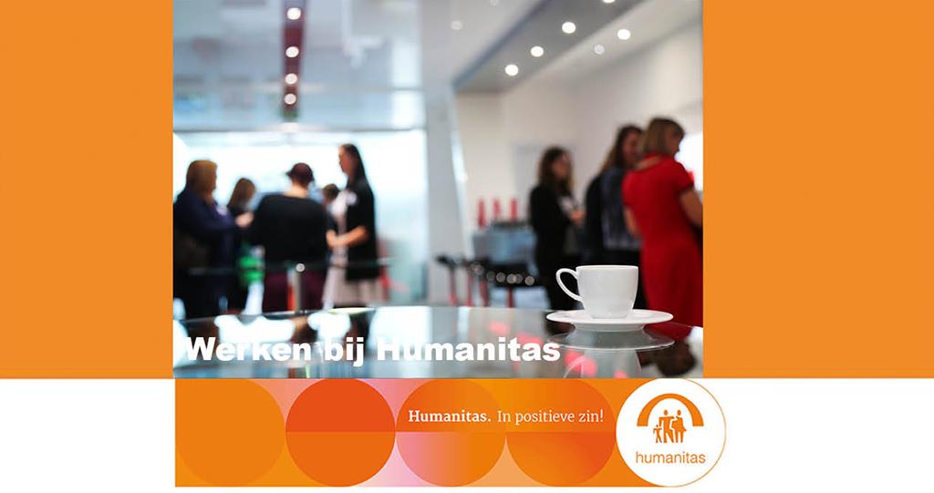 Coördinator restaurants Stichting Humanitas Rotterdam, 36 uur per week