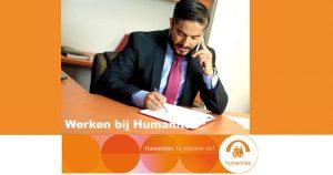 Directeur Bedrijfsvoering 'Zorg met Verblijf' Stichting Humanitas Rotterdam 32-36 uur per week