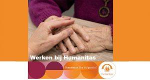Medewerker verzorging Stichting Humanitas Hoogvliet ZORG THUIS (EMZ) voor de avonden, 12 tot 15 uur per week